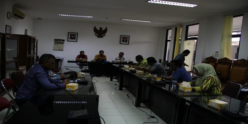 Setwan DPRD Terima Kunjungan dari DPRD Kota Balikpapan