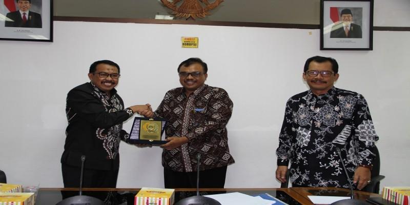 Anggota Dewan Bondowoso dan Madiun Konsultasi Pokir ke DPRD Kota Jogja