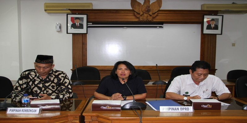 DPRD Kabupaten Tegal Konsultasi Pendidikan