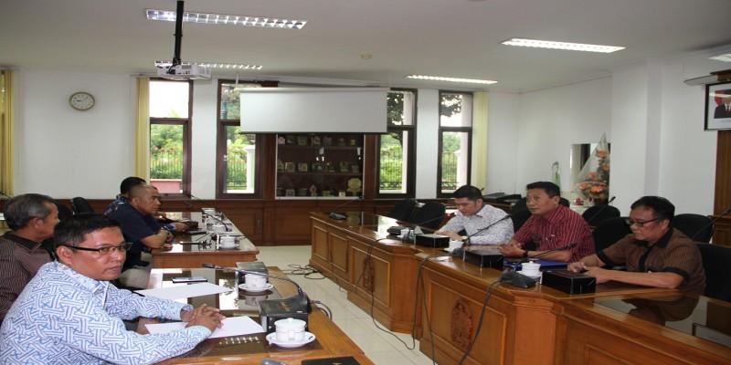 Cimahi Bandingkan Implementasi Tupoksi Komisi I