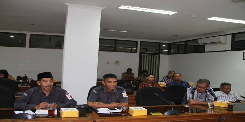 Jelang Reses, DPRD Kota Yogyakarta Konsultasi dengan Bawaslu