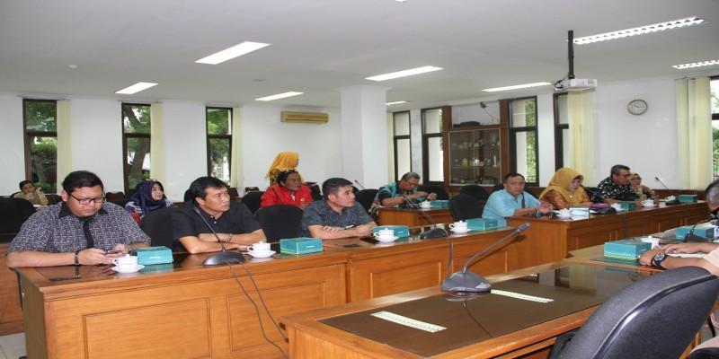 Susun Raperda Inisiatif, DPRD Kota Madiun Belajar ke Jogja