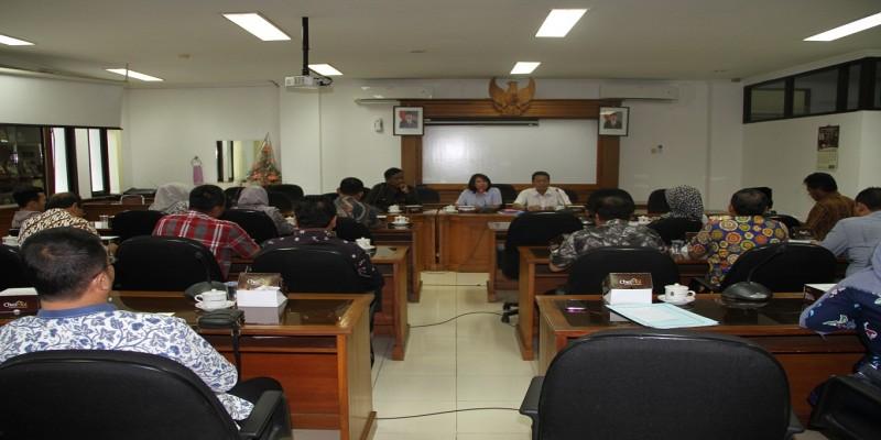 Kabupaten Demak Pelajari Program Infrastruktur