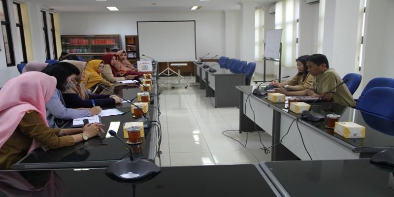 Kubu Raya Pelajari Reses dan Kondisi Kepegawaian di Sekretariat DPRD Kota Yogyakarta