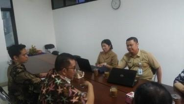 Sekretariat DPRD Cimahi Kunjungi Yogyakarta