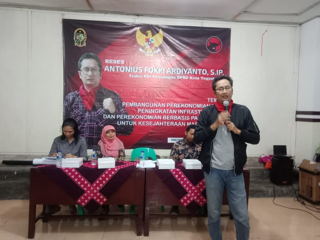 Kampung Mangkukusuman Pilot Project  Kampung Koperasi