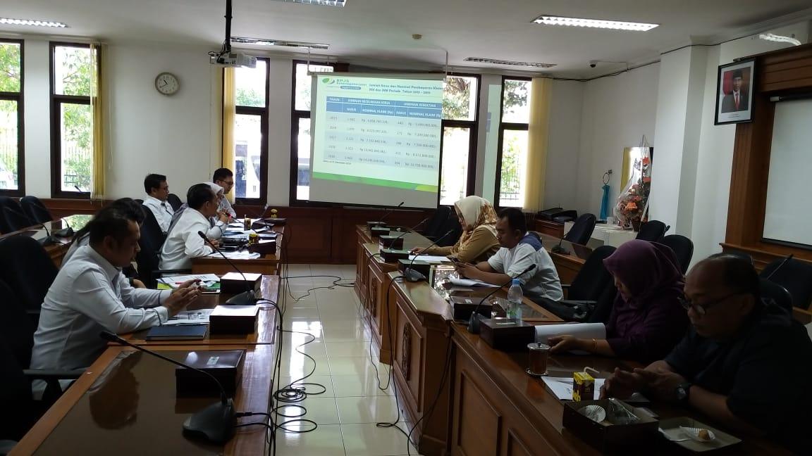 Dewan Dukung BP Jamsostek Perluas Kepesertaan