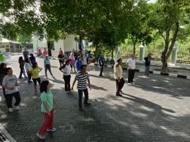 IKLAS Jalin Silaturahmi dengan Pegawai Setwan