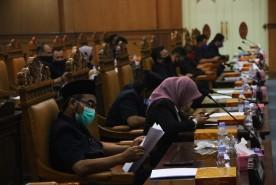Walikota Sampaikan Jawaban atas Pandangan Fraksi DPRD Kota Jogja