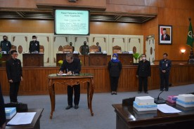 Walikota Jogja Sampaikan Pengantar Nota Keuangan APBD 2021
