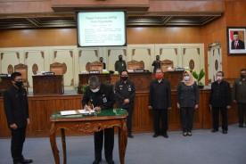 Dewan dan Walikota Jogja Tetapkan Perubahan APBD 2020