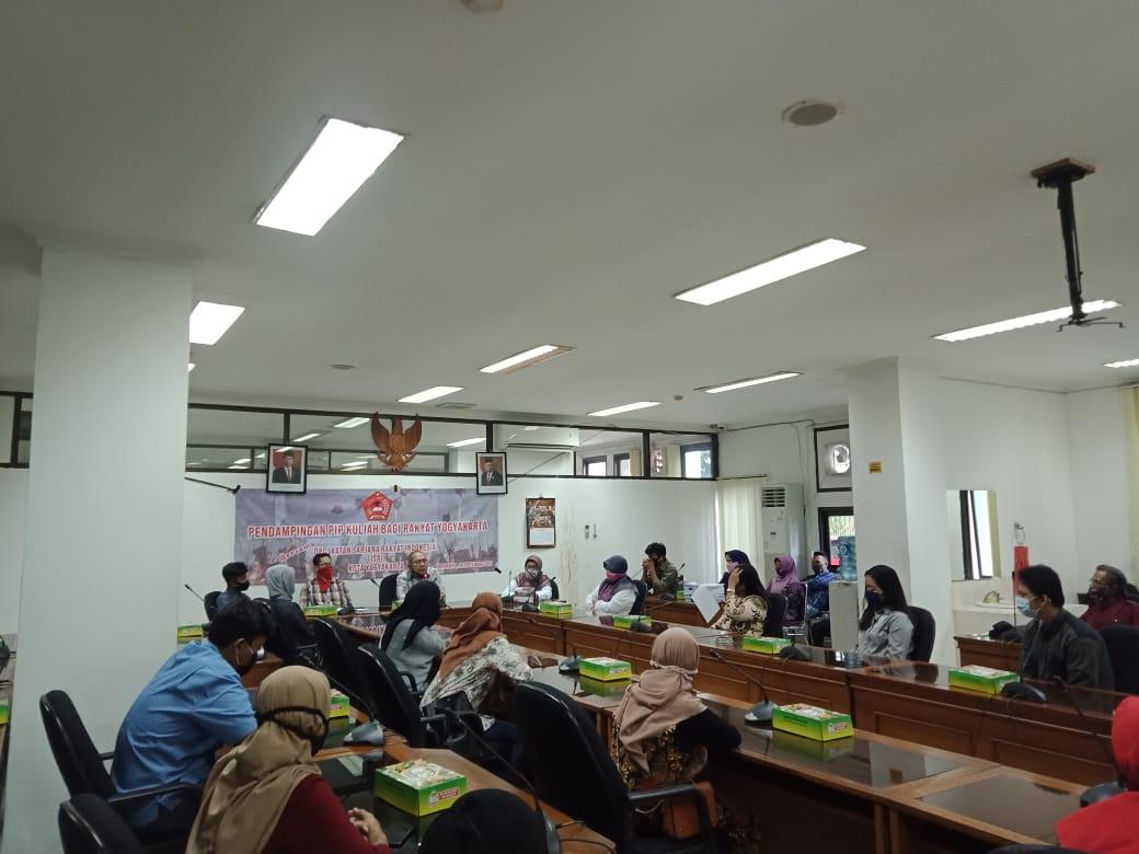 ISRI Bergerak Majukan Pendidikan untuk Kota Jogja