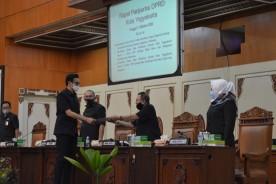 Fraksi DPRD Kota Jogja Sampaikan Pandangan atas 3 Raperda