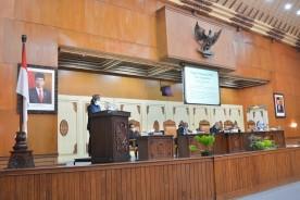 DPRD Kota Jogja Tetapkan Rencana Kerja DPRD Selama 5 Tahun