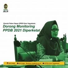 Dimulai Pekan Depan, DPRD Kota Yogya Dorong Monitoring PPDB 2021 Diperketat