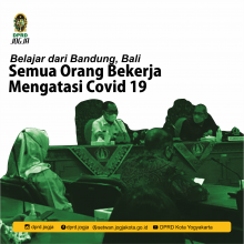 Belajar dari Bali, setiap orang di dalamnya sama-sama bekerja mengatasi Covid 19