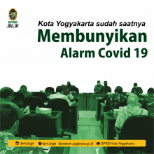 Sudah Saatnya Membunyikan Alarm Covid19 Di Kota Yogyakarta