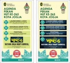 Agenda Pekan HUT ke 265 Kota Yogyakarta